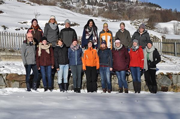 Klassenfoto Bergheimatschule 2019