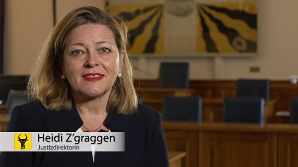 Heidi Z'graggen: «Die Schweiz ging einen guten Mittelweg zwischen Schutz und Einschränkungen.» (Screenshot: Focuspictures)