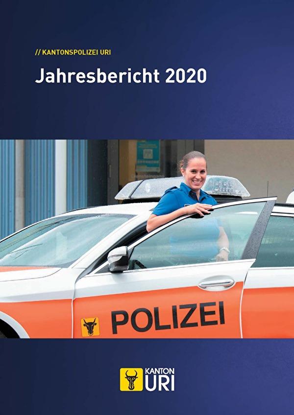 Jahresbericht 2020 der Kantonspolizei Uri