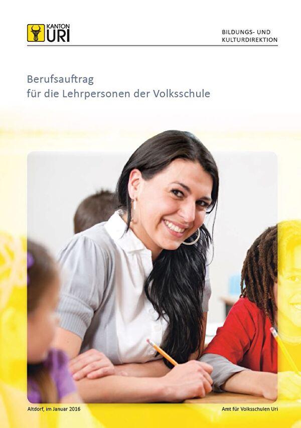 Titalbild der Broschüre