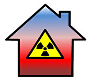Bild eines Radon-Hauses