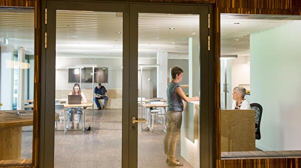 Der Co-Working Space «Working Point» in Altdorf ist Durchführungsort einer interdisziplinären Studienwoche der Hochschule Luzern.