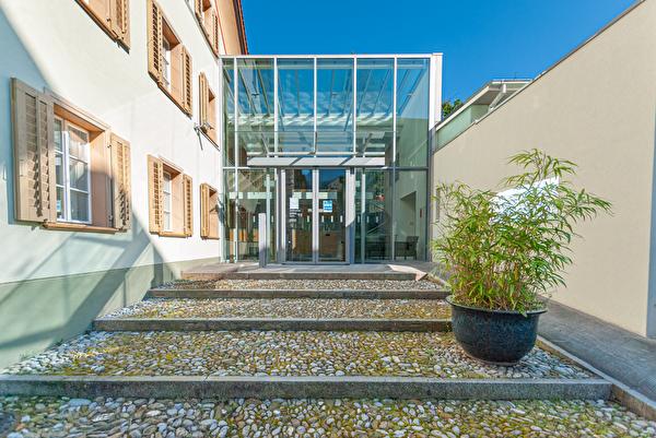 Eingang Gerichtsgebäude Altdorf