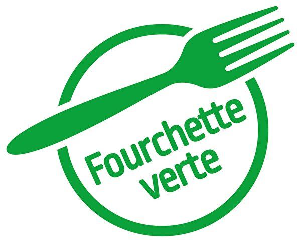 Logo Fourchette verte