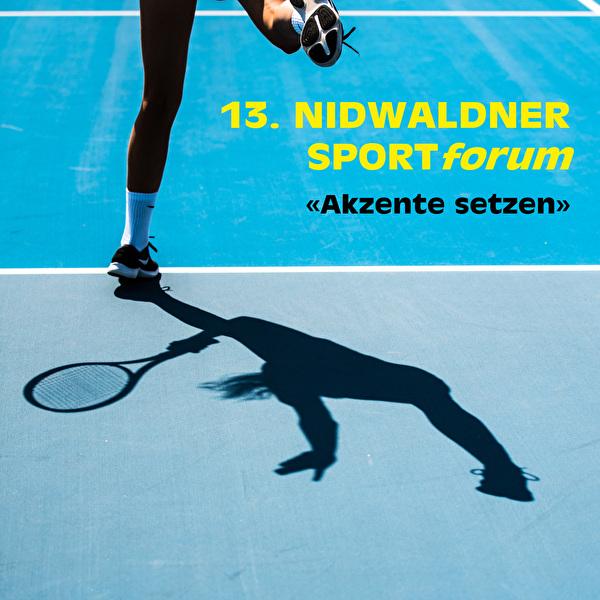 13. Nidwaldner Sportforum