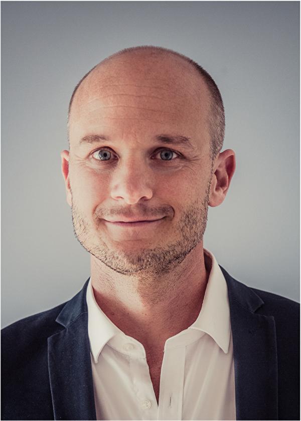 Der neue Rektor Andreas Siegrist.
