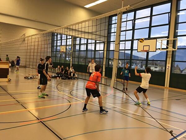 Kant. Schüler-Volleyballturnier