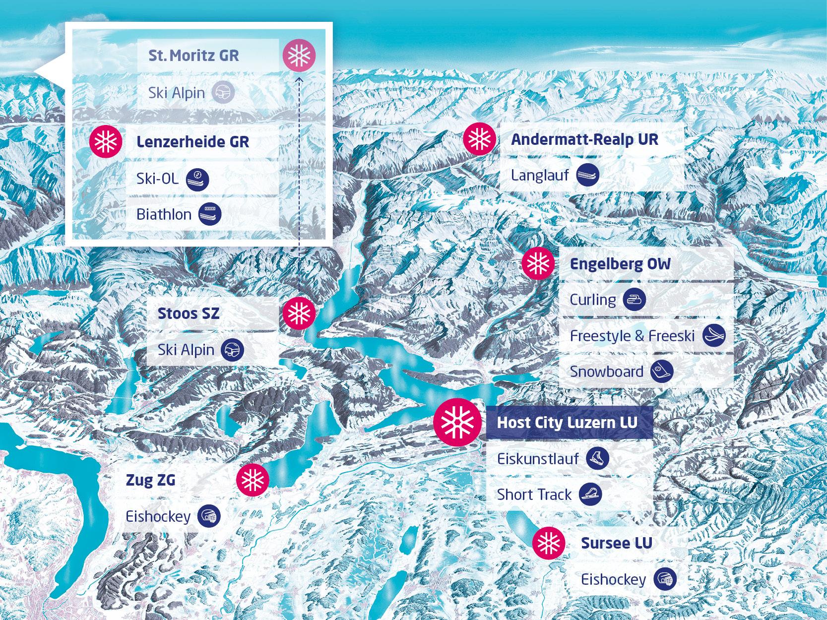 Karte Austragungsorte neu