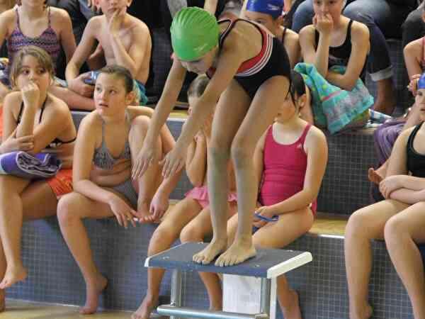 Impressionen vom Kant. Schüler-Schwimmwettkampf 2015