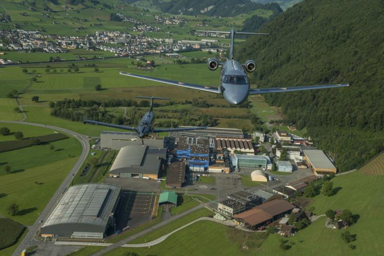 Bild: Pilatus Flugzeugwerke AG