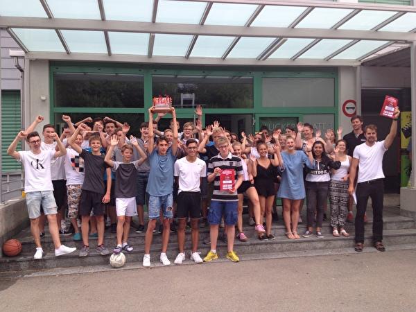 NKB-Klassencup Sieger 3. ORS Buochs