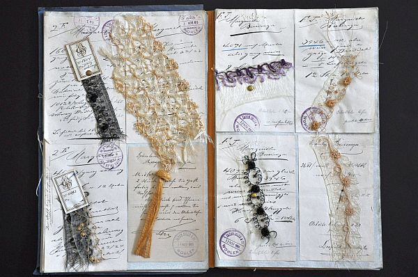Textiles Musterbuch