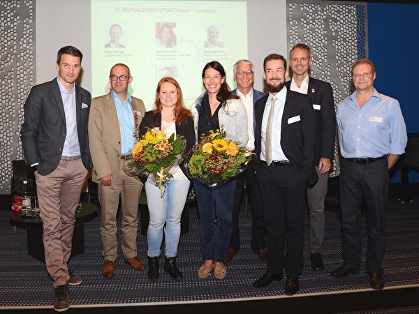 Impressionen vom Nidwaldner Sportforum 2016