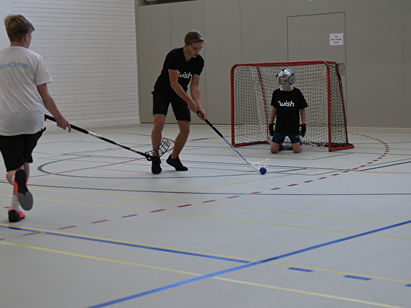 Kant. Schüler-Unihockeyturnier