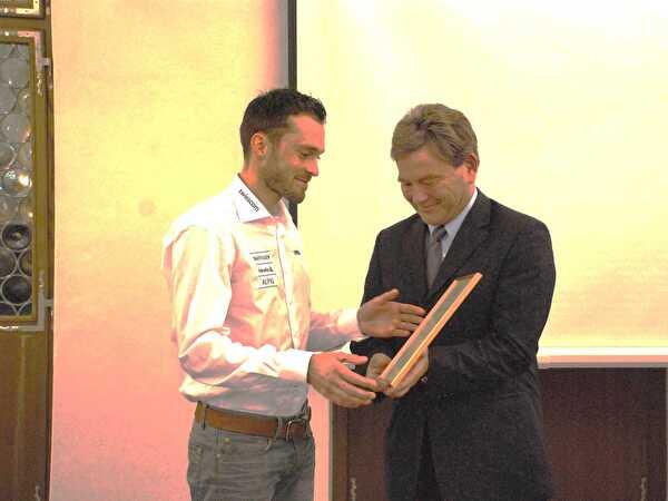 Impressionen von der Verleihung des Nidwaldner Sportpreises 2014