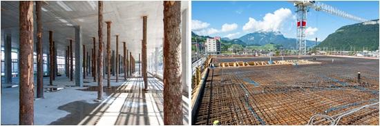 Baufortschritt Süd 2 Bilder