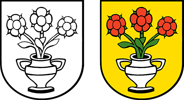 Wappen Flury/Fluri