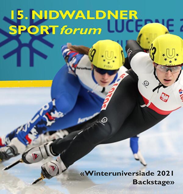 15. Nidwaldner Sportforum am 28.10.21