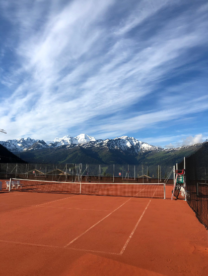 tennis centre sportif