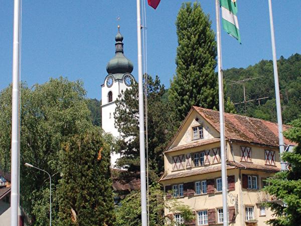 Flagge Balgach