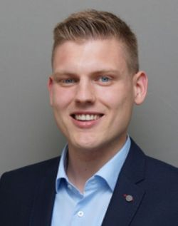 Kilian Meier, Die Mitte; Ratspräsident 2021/2022