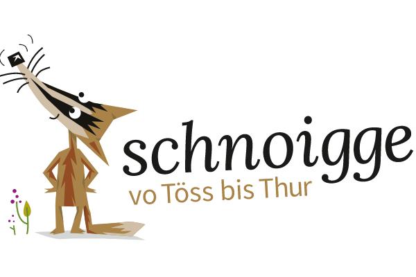 Logo von schnoigge