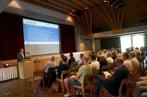 Wirtschaftsforum Illnau-Effretikon Beat Stampanoni