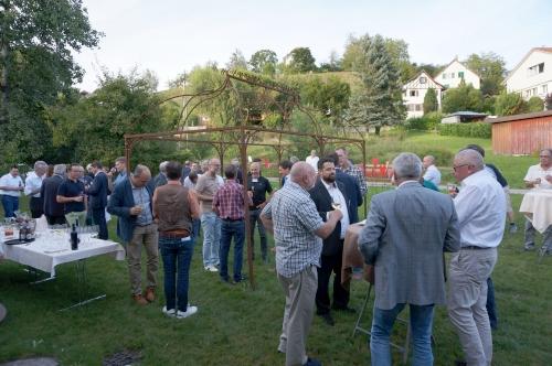 Wirtschaftsforum Illnau-Effretikon Apéro
