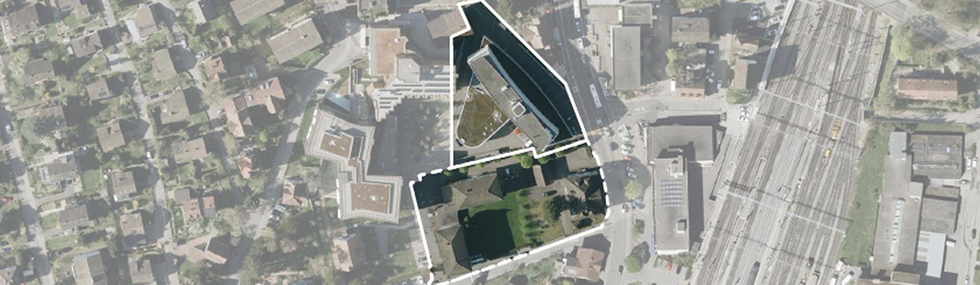 Teilrevision Privater Gestaltungsplan Stadthaus