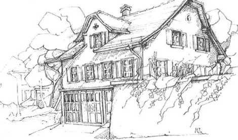 Oberes Gemeindehaus Illnau
