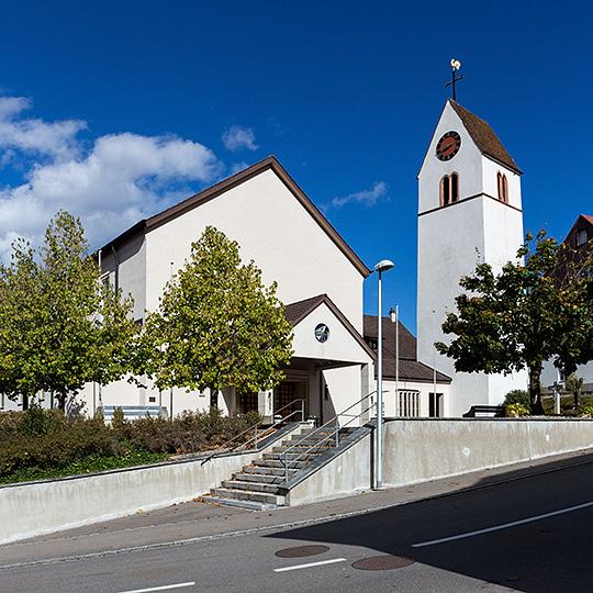 Kirche Büsserach
