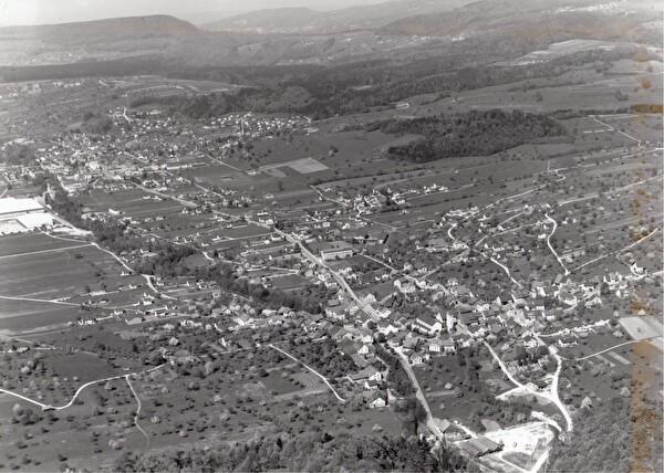 Büsserach im Jahr 1965