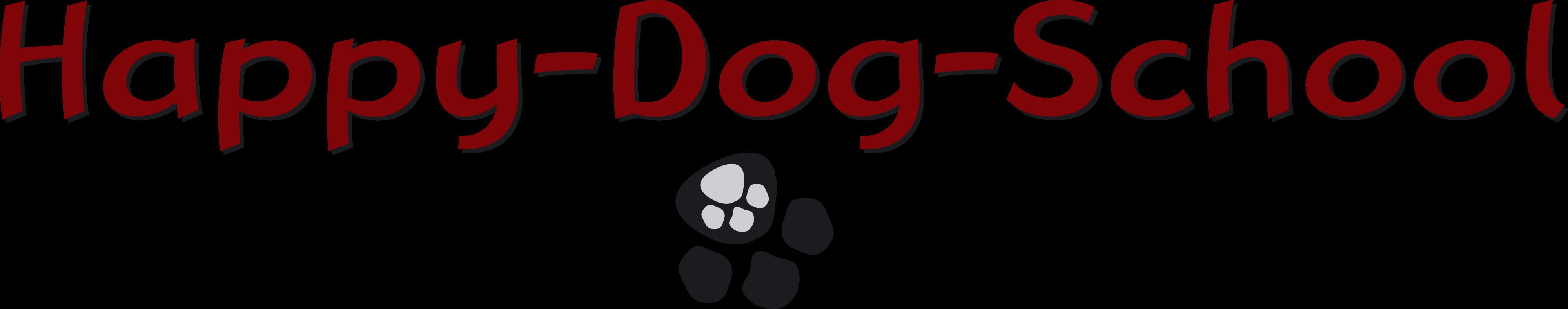 Logo Happy Dog School