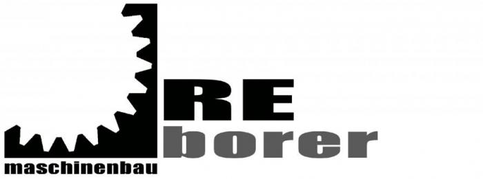 Logo RE Borer Maschinenbau