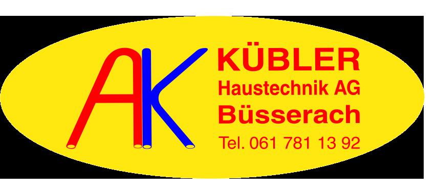 Logo Kübler Haustechnik AG