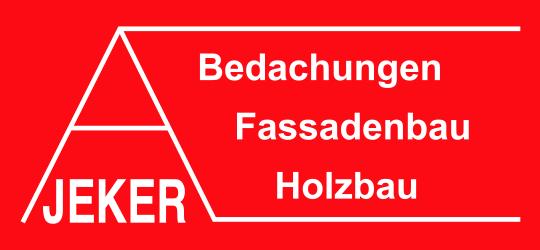 Logo der Baufirma Alex Jeker Bedachungen