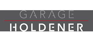 Logo der Autogarage Holdener