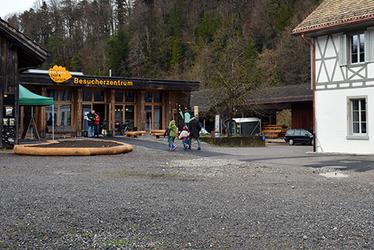 Besucherzentrum Wildnispark
