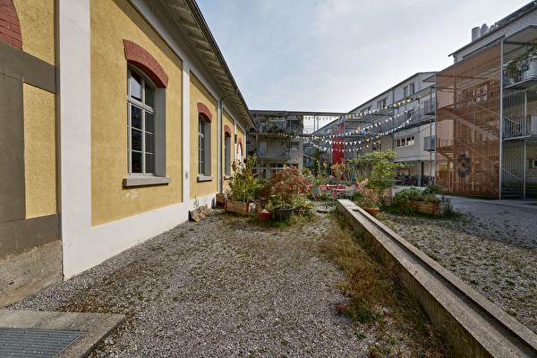 Rännenfeldquartier