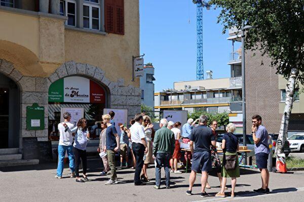 Mitwirkung Bürgerinnen und Bürger an Zentrumsgestaltung