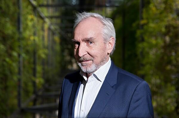 Porträt Ludwig Hasler