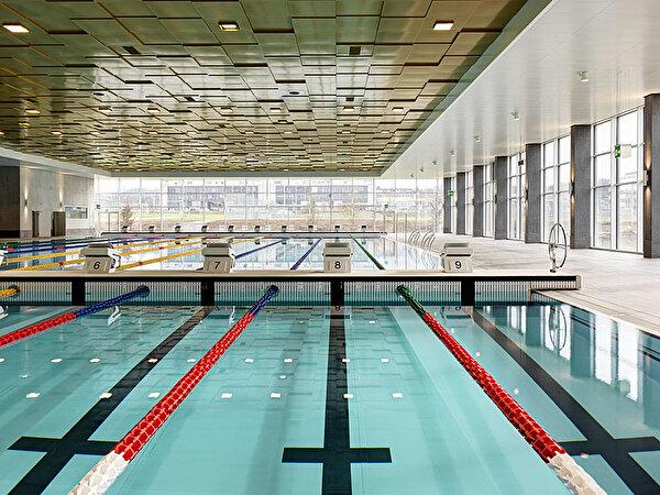 50 Meter Olympiabecken