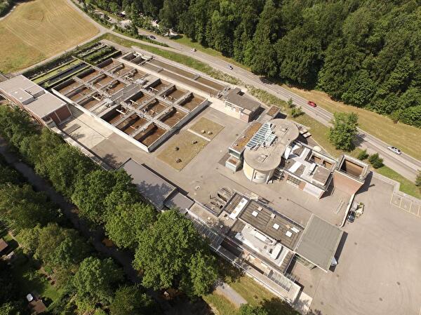 ARA (Abwasserreinigungsanlage) Jungholz