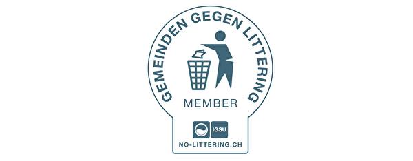Logo Anti-Littering-Kampagne