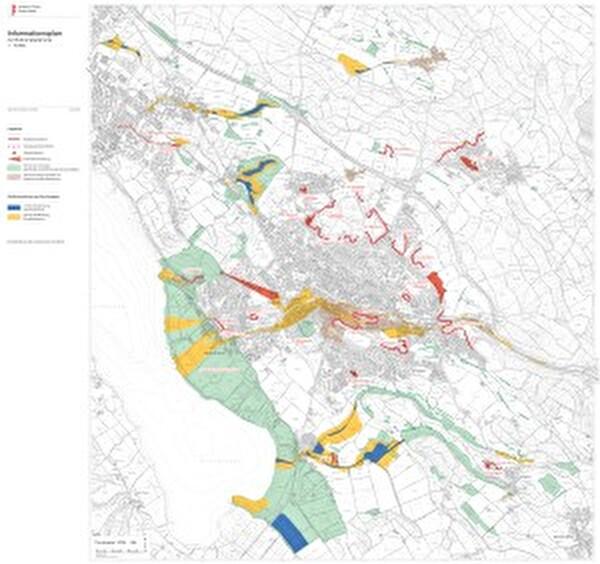 Darstellung Informationsplan, 6. Auflage, November 2008