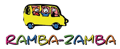 Name RambaZamba als Logo