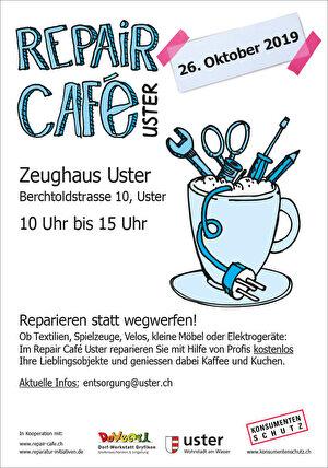 Flyer Repair Café