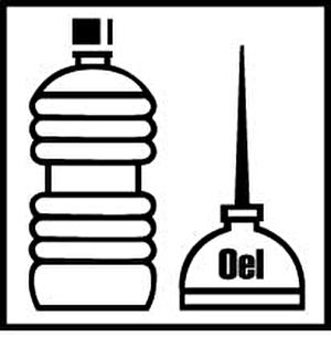 Monogramm für Altöl