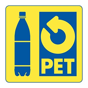 Monogramm PET-Recycling