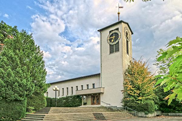 Kirche Ref. Kirchgemeinde Wettingen-Neuenhof